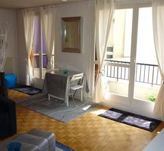 1 Schlafzimmer - Rathaus von Montrouge 1