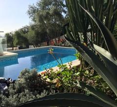 Wunderschöne neue Villa auf dem Dach Swimmingpool und Whirlpool mit vollem Meerblick 1