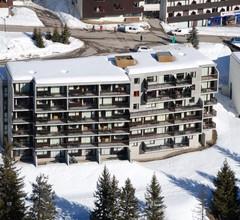 100m bis zu den geschäften, 1te Etage, balkon, fernseher, schließfach für die skier, 40m², Flaine 1