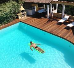 T4 in Villa mit eigenem Pool 2