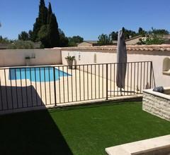 Haus Swimmingpool Klimaanlage und Garten, Avignon 1