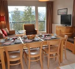 100m bis zu den geschäften, blick außergewöhnlich, balkon, fernseher, schließfach für die skier 2