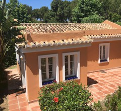 Charmantes La Casita 2/3 pax Cottage mit privatem Garten und Pool 1