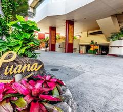 Gateway of Waikiki / Fitnessraum / beheizter Salzwasserpool / Küchenzeile 2
