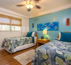 Glückliches Kailua Beach House 2