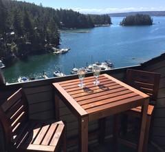 Entspannende Oceanfront Townhouse mit herrlicher Aussicht, 2 Stunden von Vancouver entfernt 1