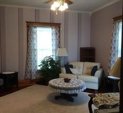 1 Schlafzimmer Apartment mit viktorianischem Charme 2