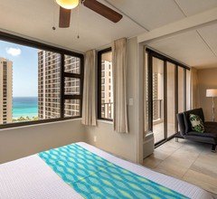 Waikiki Banyan - Penthouse Ocean View Tower 1 Suite 3703 1