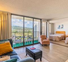 Luxus Penthouse mit Fantastischem Meerblick 1 Block zum Strand Parken 1