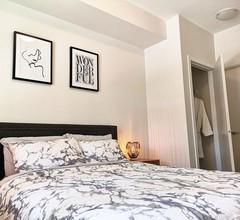 Entdecken Sie Vancouver von einem luxuriösen, modernen Apartment aus 1