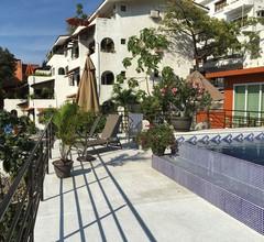 Bester Preis und Beste Lage: Garden Studio 1-1 / 2 Blocks zum Strand in der Romantischen Zone 2