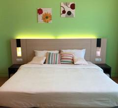 # 101 Deluxe Suite mit 1 Schlafzimmer Bukit Bintang 2