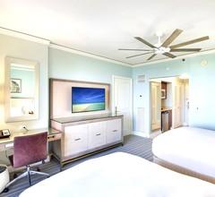 Atemberaubende Aussicht auf den Ozean bei Ritz Carlton 1