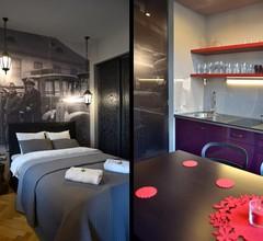 La Gioia Grey Stylish Apartments 1