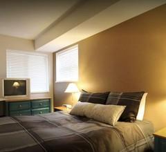 Marketplace Lodge # 202 1 Schlafzimmer + Höhle mit Küche und Kamin 2