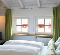 Apartment Hopfenhaus 6, 45qm, 1 Schlafzimmer, 1 Wohn-/Schlafraum, max. 2 Personen 1
