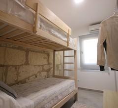 Duplex Wohnung mit Stil mit WLAN, Dachterrasse für 6 Personen 1