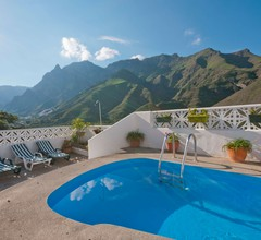 Ferienhaus mit privatem Pool in Agaete 1