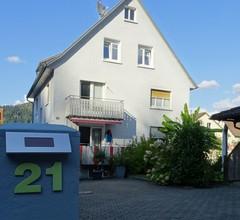 Ferienwohnung Burgblick 2