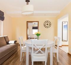 Ferienwohnung (EG) mit 2 Schlaffzimmer im Haus Bursztyn 1