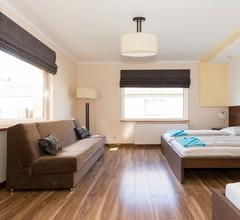 Ferienwohnung (EG) mit 2 Schlaffzimmer im Haus Bursztyn 2