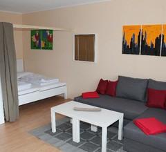Ferienappartement K1014 für 2 Personen mit Meerblick 2