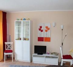 Ferienappartement K1014 für 2 Personen mit Meerblick 1