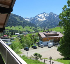 Gästehaus am Berg, Ferienwohnung Widderstein, 1 Schlafzimmer 2