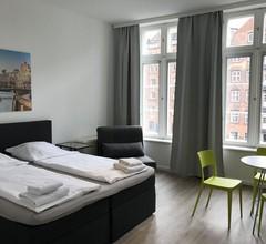 Appartement 8er Deck 1