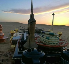 Queen Desert camp 1