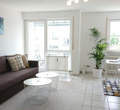 Sunny Apartment Karlsruhe Balcony 1-6 Pers 1