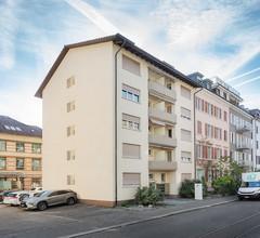 VISIONAPARTMENTS Zurich Freyastraße 2