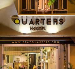 Quarters Capsule Hostel 1
