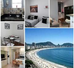 VIP FLAT on Copacabana Beach 1