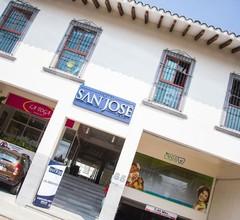 Hotel San Jose Plaza Coatepec 2