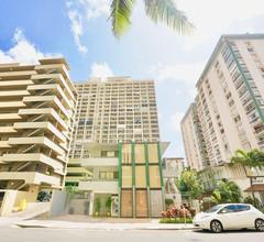 Waikiki Garden Villa 1