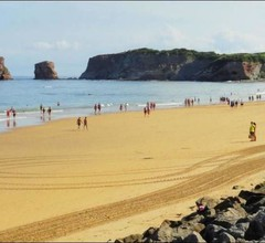 Apartment With one Bedroom in Hendaye- With Wonderful sea View and Furnished Terrace - 700 m From the Beach 1