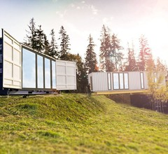 """""""Bergheim Container Lofts- Urlaub Direkt in der Ski & Bikewelt- im Seecontainer!"""" 1"""