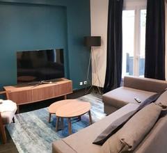 Appartement Cosy avec Terrasse au calme 2