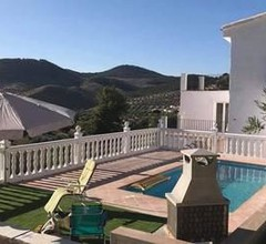 Villa With 3 Bedrooms in Alcaudete- With Pool Access- Terrace and Wifi 2