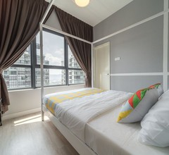 OYO Home 660 Premium 2 Bedroom Arte Plus 1