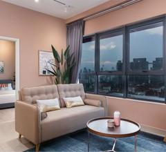 OYO Home 660 Premium 2 Bedroom Arte Plus 2