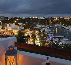 Apartment Marina Calador Traumhafte Lage Direkt AM Hafen Porto Cari Balkon 1