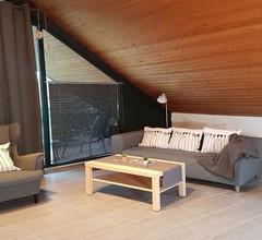 In Ländlicher Idylle: Großes Appartement mit Überdachtem Balkon! 1