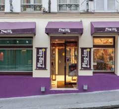Plug inn Montmartre by Hiphophostels 2