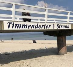 Ferienwohnung für 6 Personen (58 Quadratmeter) in Timmendorfer Strand 2