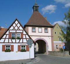 Ferienwohnung für 2 Personen in Merkendorf 2
