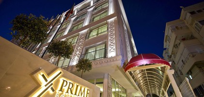 Prime Boutique Hotel 2