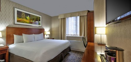 DoubleTree by Hilton Hotel New York - Times Square South 2