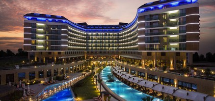 Aska Lara Resort & SPA 1